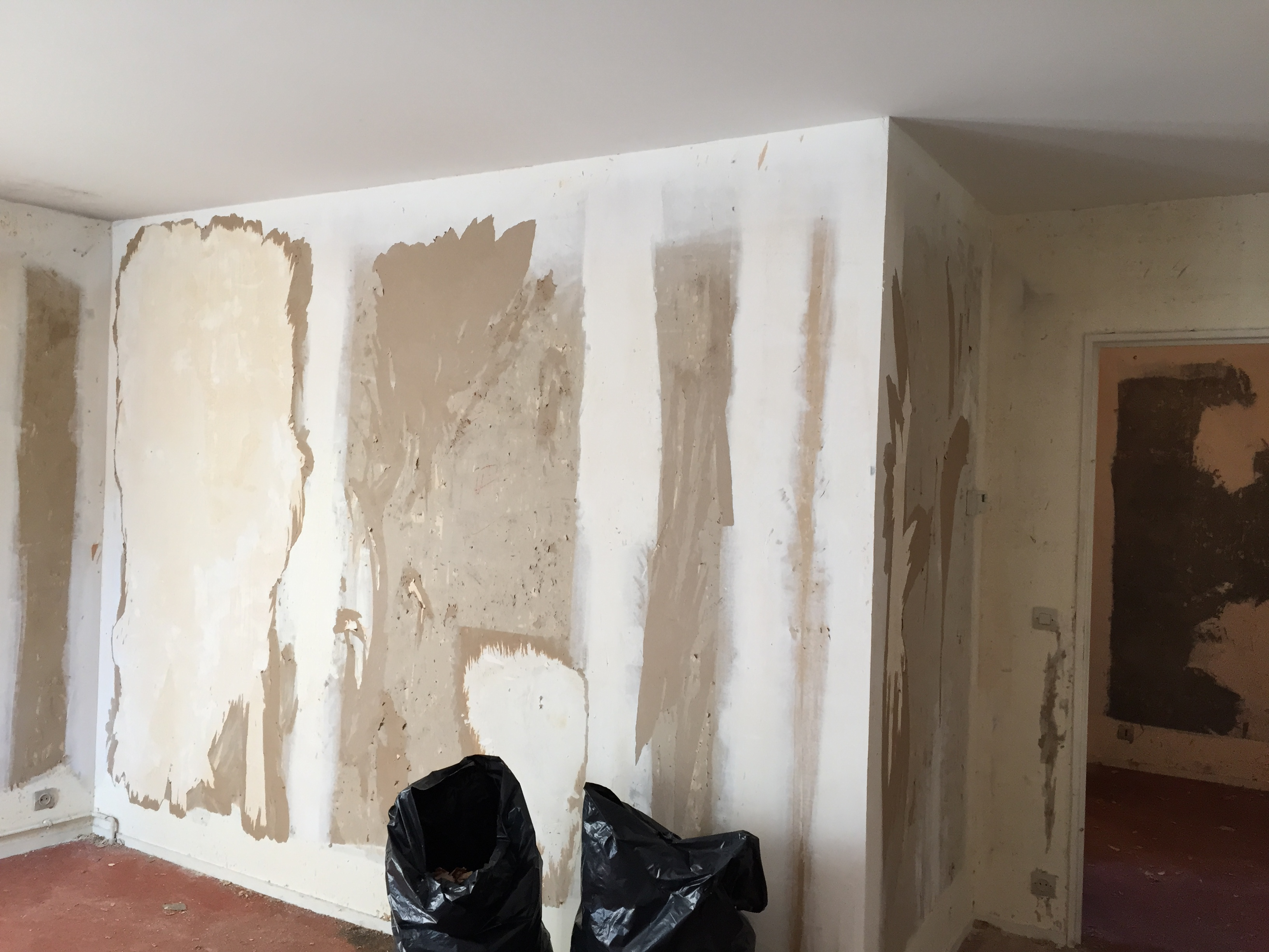 Renovation appartement vers Gagny 93